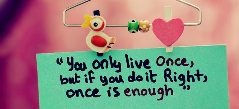 Quote of life