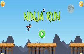 Sweet Ninja Run