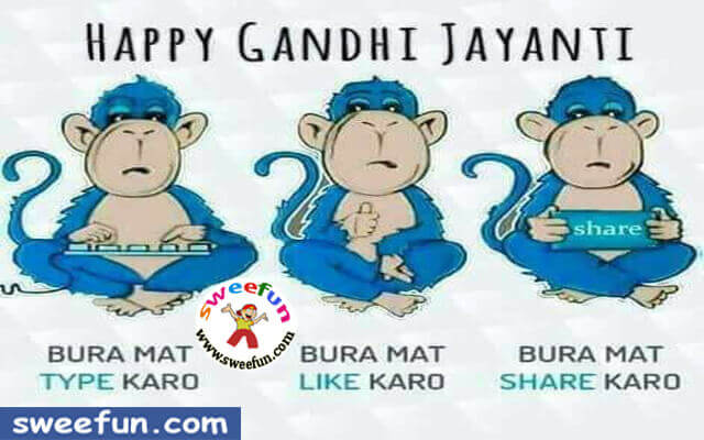 Gandhi Jayanti - 2 october